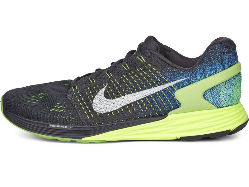 online store e932c cca28 Nyutviklet Lunarlon mellomsåle Nike Lunarglide 7 Herre ...