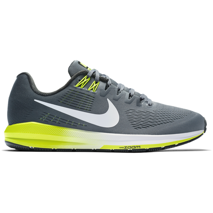 Nike Air Zoom Structure 20 Shield Herre Sko Sortlyse