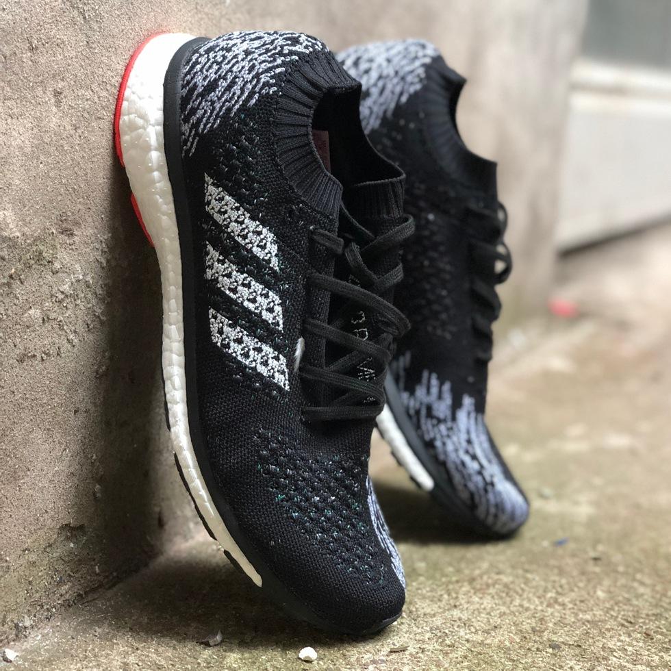 Løbesko: Adidas Adizero Adios Boost 2.0 Styrk Nu    adidas adizero Primeknit og hurtig elegant   title=          LØBEREN