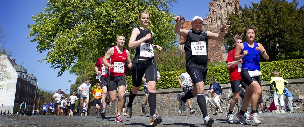 Løbere til BT Halvmaraton