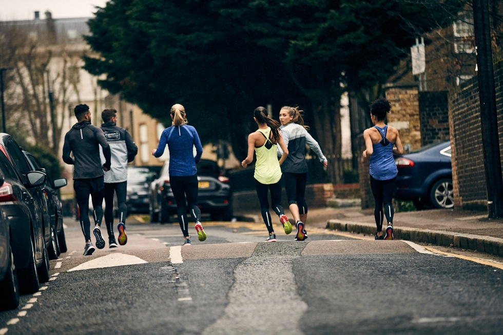 Eksklusive London Marathon løbesko fra New Balance   LØBEREN