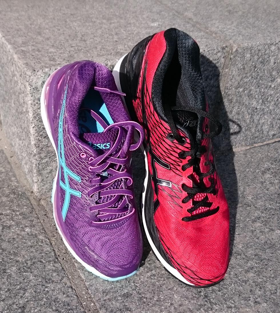 Et eller flere par løbesko? | LØBEREN