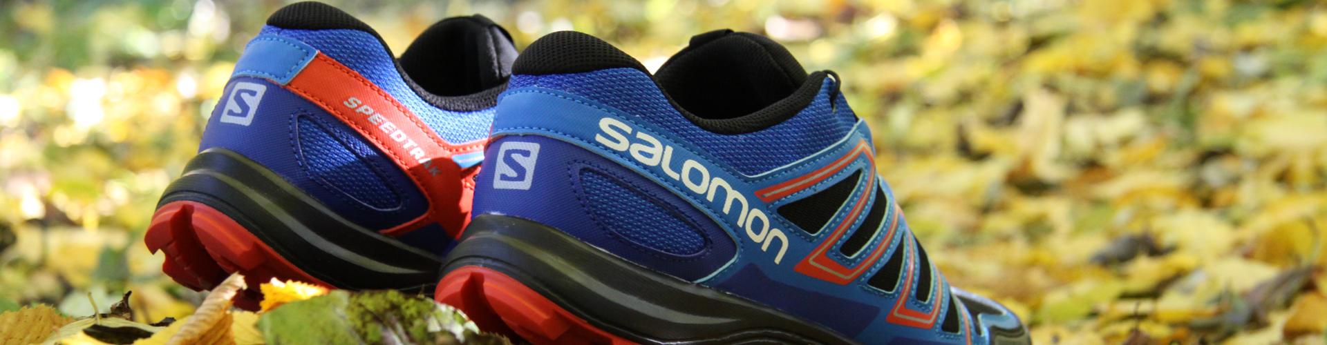 Gør skoven til din legeplads med Salomon Speedtrak | LØBEREN