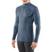 Falke Wool-Tech Zip Shirt Herre