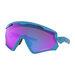 Oakley Wind Jacket 2.0 Matte Sky Blue m. PRIZM Sapphire