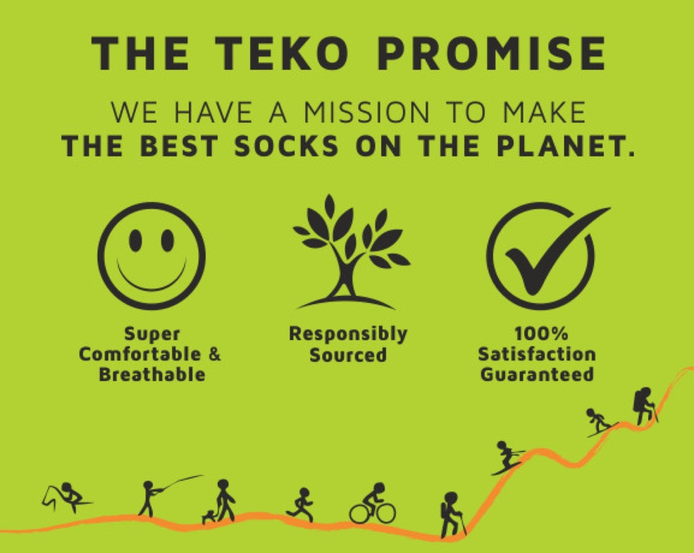 The Teko Promise